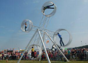 vander wheel of death
